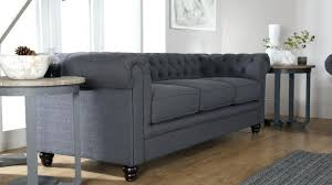 gray chesterfield sofa nuvo wool chesterfield sofa abode sofas in gray chesterfield sofa