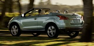 nissan awd convertible uautoknow net quick look 2011 nissan murano crosscabriolet