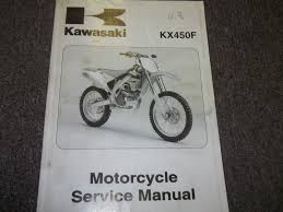 100 2007 kx450f owners manual motocross action magazine pro