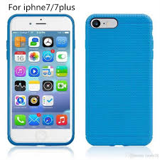 cool for iphone7 7 plus soft tpu slim case dot mesh network square