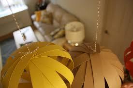 Autumn String Lights by Enjoy It By Elise Blaha Cripe Diy Paper Lanterns