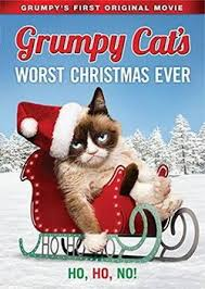 19 Awesome Grumpy Cat Christmas - grumpy cat s worst christmas ever wikipedia