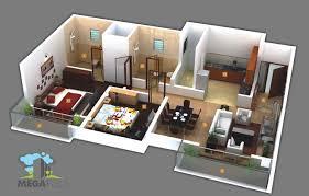 2 Bhk Home Design Layout 28 2 Bhk Home Design Plans 2 Bedroom House Plan Interior