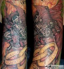 little hellboy tattoo hellboy pinterest tattoo