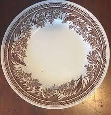 martha stewart dishes fern discountinued 1 bread and