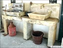 evier cuisine exterieure evier en pour exterieur evier en pour exterieur evier