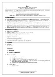 Best Resume Examples Doc by Resume Doc Format