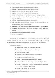 Medical Biller Job Description Resume by Module3responsibilityandaccountabilityofafilipinoteacher 120706082804 U2026