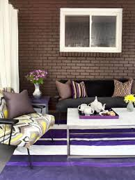 How To Make An Outdoor Rug Painted Canvas Area Rug Hgtv