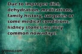 kidney stones pain symptoms and treatment