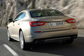new maserati back all new 2013 maserati quattroporte photos and details video