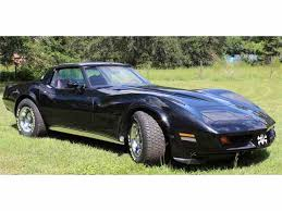 what is a 1981 corvette worth 1981 chevrolet corvette for sale on classiccars com 37 available