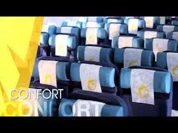 siege avion air la classe soleil classe eco d air caraïbes cabine