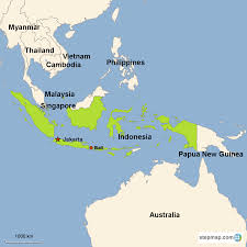 Indonesia On A World Map by Indonesia Vacations With Airfare Trip To Indonesia From Go Today