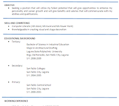 Ut Sample Resume by Sample Resume For Teachers Haadyaooverbayresort Com