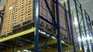 options to increase warehouse storage capacity