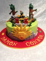 lego chima cake sandy penfold flickr
