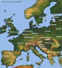 europe phisical map physical map of europe europe flags maps economy geography