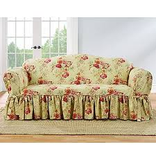 Bed Bath Beyond Sofa Covers by Sure Fit Ballad Bouquet By Waverly Sofa Slipcover Bed Bath
