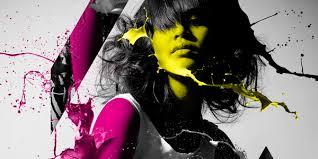 tutorial design photoshop design a paint splashing effect into your image media militia