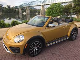 bug volkswagen 2017 test drive 2017 vw beetle dune convertible times free press