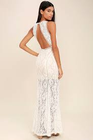 lace maxi dress lovely ivory dress lace dress maxi dress backless maxi 84 00