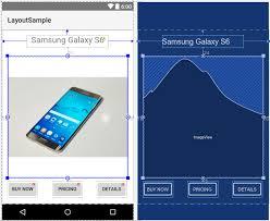android studio ui design tutorial pdf an android studio designer constraintlayout tutorial techotopia