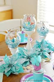 Candle Centerpieces For Birthday Parties by Best 25 Fish Bowl Vases Ideas On Pinterest Table Centre Pieces