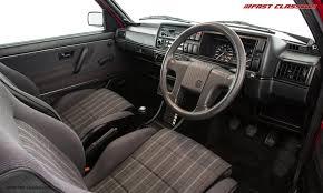 Golf Gti Mk2 Interior Classic Vw Golf Gti Mk2 8v For Sale Classic U0026 Sports Car Ref