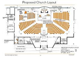 catholic church floor plan designs future