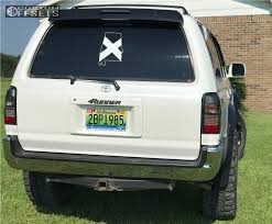 moto toyota 2000 toyota 4runner moto metal mo951 rough country level 2in drop rear