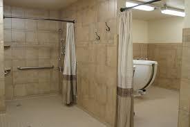 Shower Room North Central Care U0026 Rehabilitation Hyatt Family Facilities