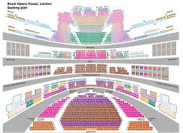 National Theatre Floor Plan by Royal Opera House Seating Plan Escortsea