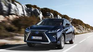 lexus christmas commercial first drive refined new lexus rx revs up