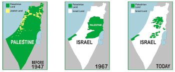 Israel Map 1948 Bds About Bds