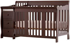 Fixed Side Convertible Crib Stork Craft Portofino 4 In 1 Fixed Side Convertible