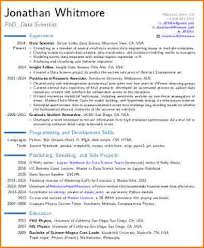 data scientist resume 7 data scientist resume statement synonym