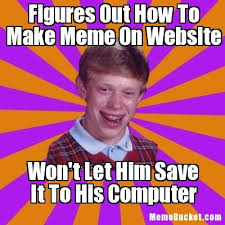 How To Create Your Own Meme - new making your own meme figures out how to make meme on website