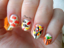 16 fall nail art designs you u0027ll fall in love with be modish