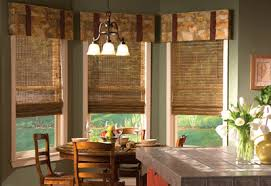 window treatments for kitchens decorations kitchen window bay windows treatment curtains shades
