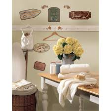 roommates country signs peel and stick wall decals walmart com