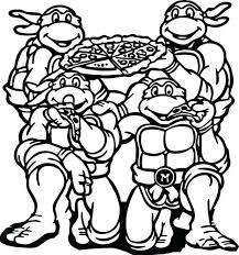 teenage mutant ninja turtles color classics micro