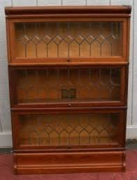 Metal Lawyers Bookcase Oak Bookcases With Glass Doors Foter