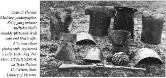 ned kelly death of the legend lost and found kelly armour