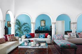 beautiful interiors indian homes colours of india delhi homes houseandgarden co uk