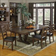 Large Kitchen Tables And Chairs by Dining Room Rustic Table Chairs Rustic Wood Table Rustic Round