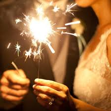 heart shaped sparklers event inspiration wedding sparklers the celebration society