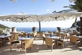 Restaurant Patio Umbrellas Offset Patio Umbrella