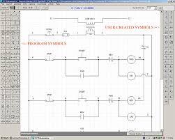 electrical schematic software ladder logic