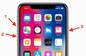 how to force restart the iphone x when it u0027s acting up ios